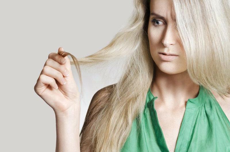 Волосы истончаются и редеют