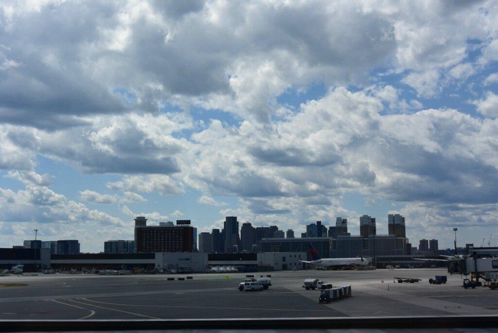 Отъезд с приключениями из Бостона в Тулсу, Оклахома