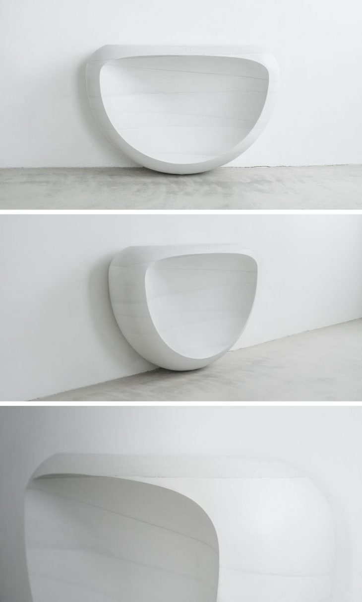 The Ghost Furniture Collection by Fernando Mastrangelo