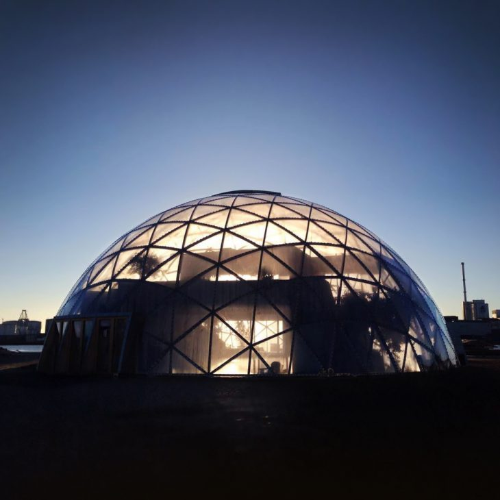 Dome of Visions 3.0 by Atelier Kristoffer Tejlgaard
