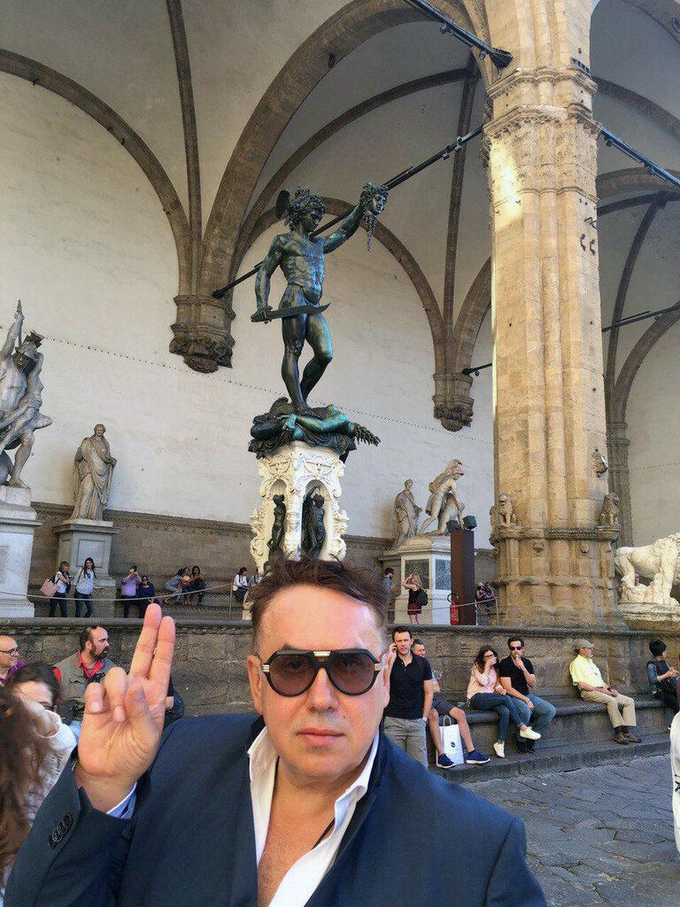 Флоренция, 17.06.2016