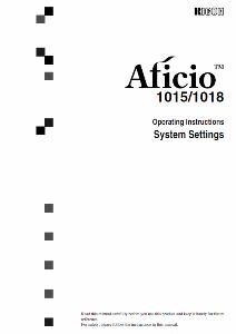 service - Инструкции (Service Manual, UM, PC) фирмы Ricoh 0_1b1cc3_f59b7fde_orig