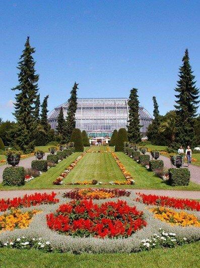 Botanischer Garten und Museeum
