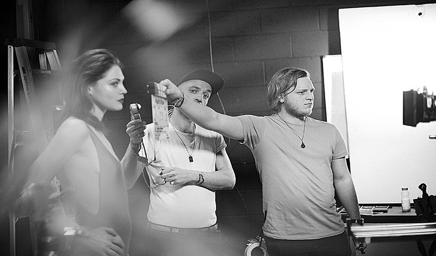 Backstage's Photos by Gualtiero Fisauli