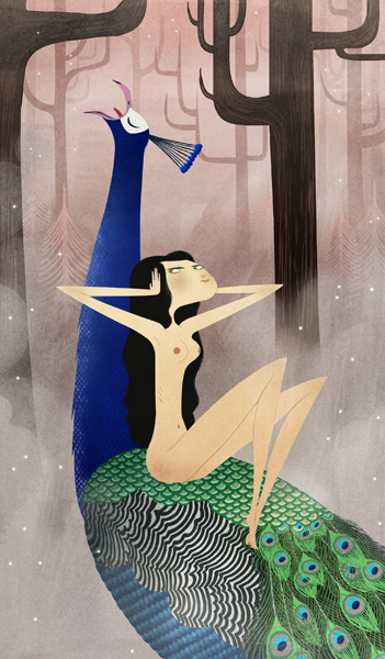 Inspiring Illustrations by Emmanuelle Walker
