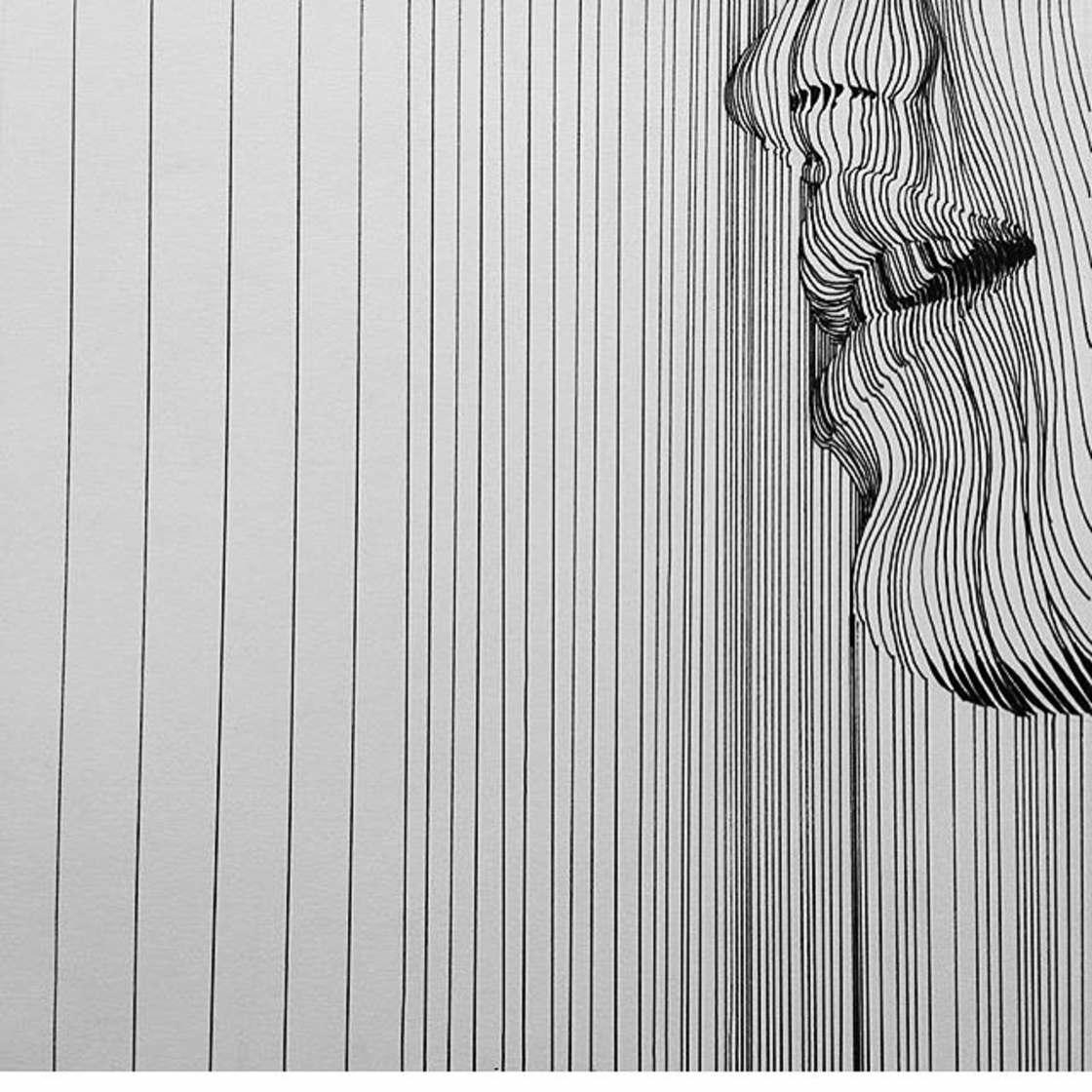 Sensual Lines - Les illustrations suggestives de Nester Formentera