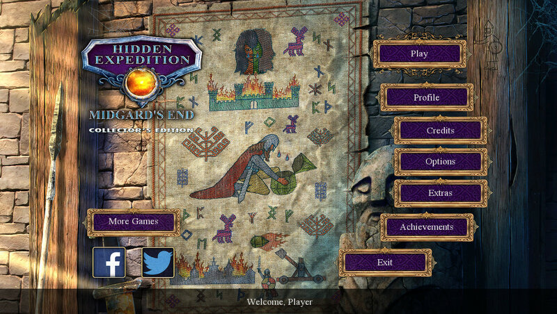 Hidden Expedition: Midgards End CE