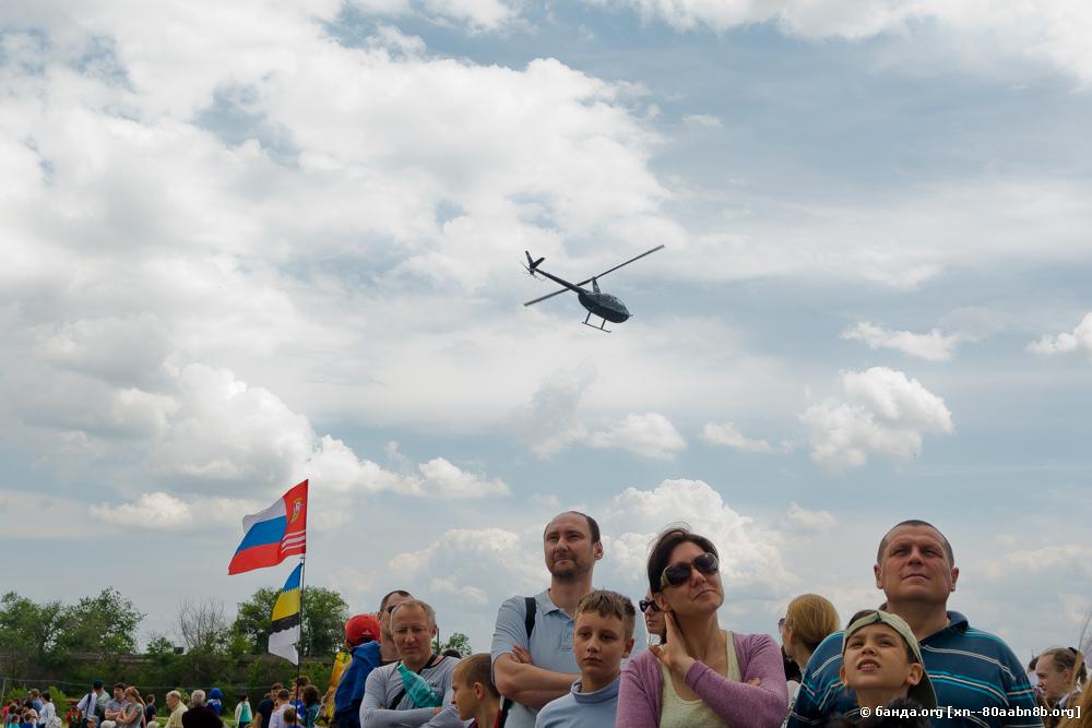 Авиационный фестиваль