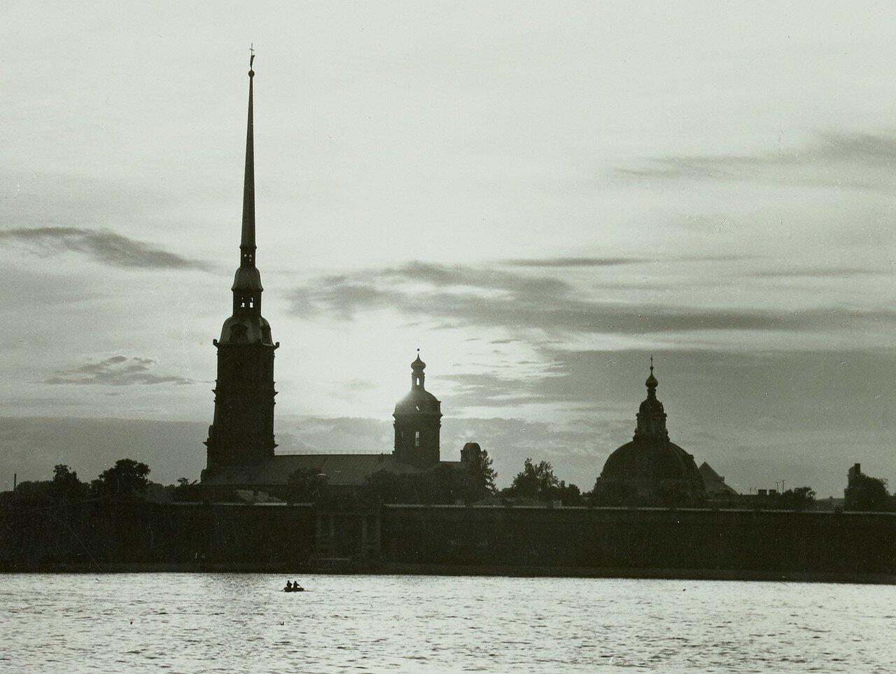 1971. Петропавловская крепость