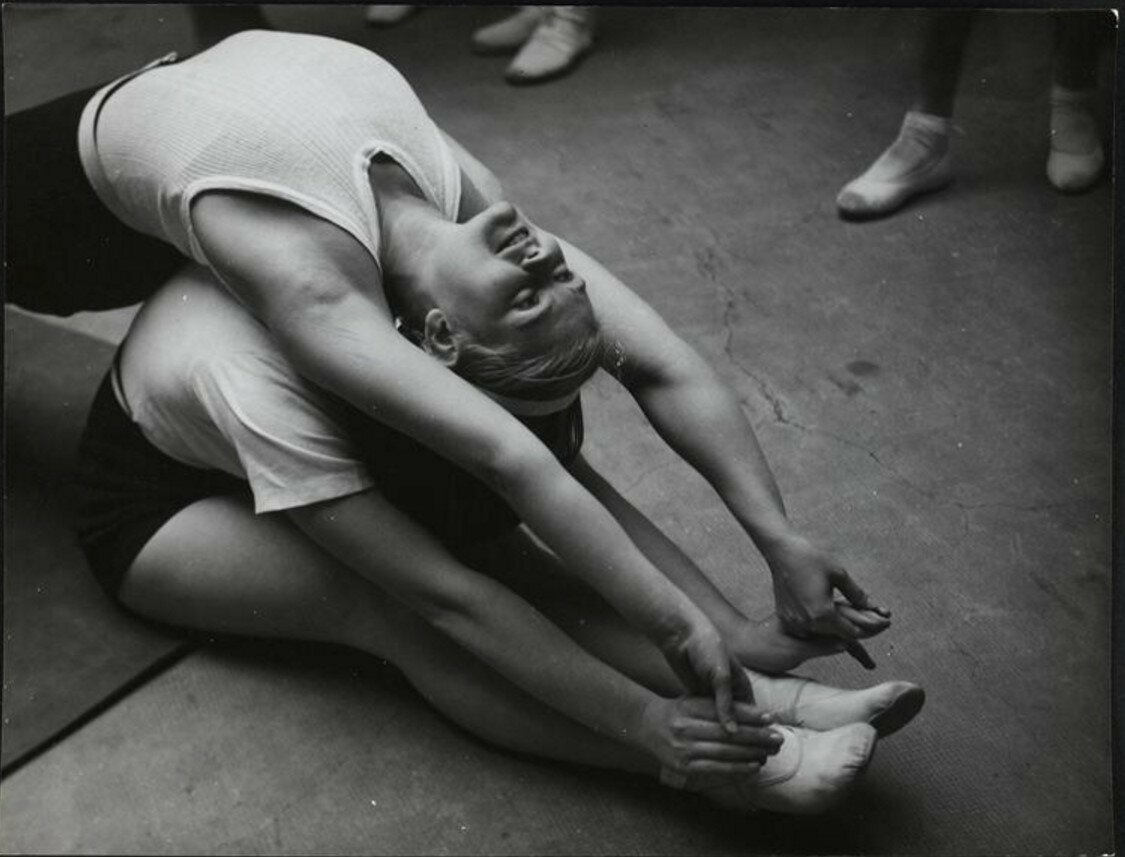 1936. Физкультура