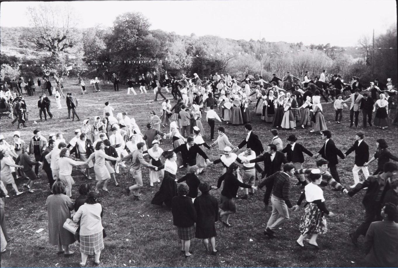 1955. Венаск (Воклюз)