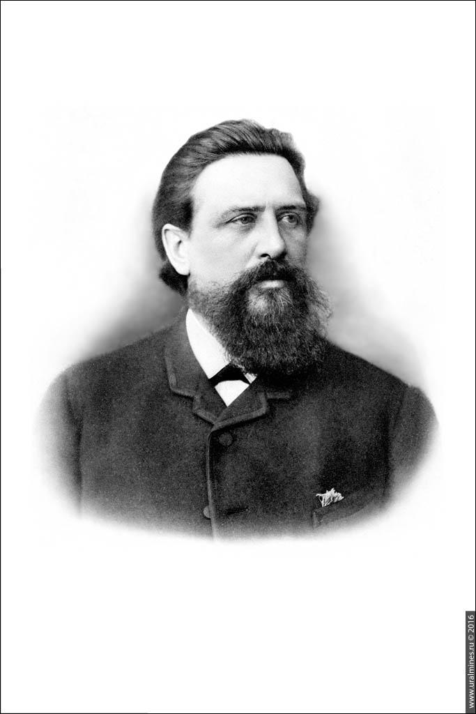 Горный инженер И.В. Мушкетов