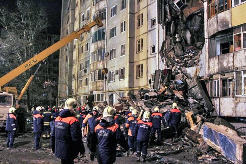 Из-за взрыва газа в Одесской области пострадали 4 человека, в том числе двое детей