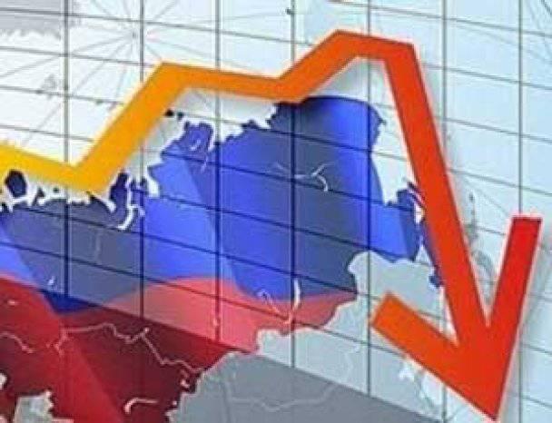 Обвал промышленности России восстановился