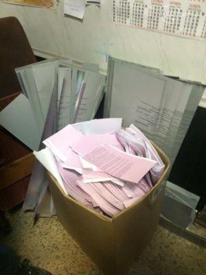 В Мариуполе ПС стал на защиту порядка и прав граждан на честные выборы