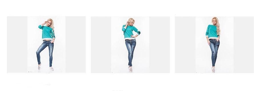 Купить стильные женские джинсы на issashop.ru