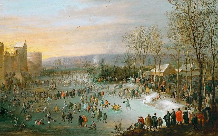 Новый год, праздник, история, картинка, народные гулянья, традиции