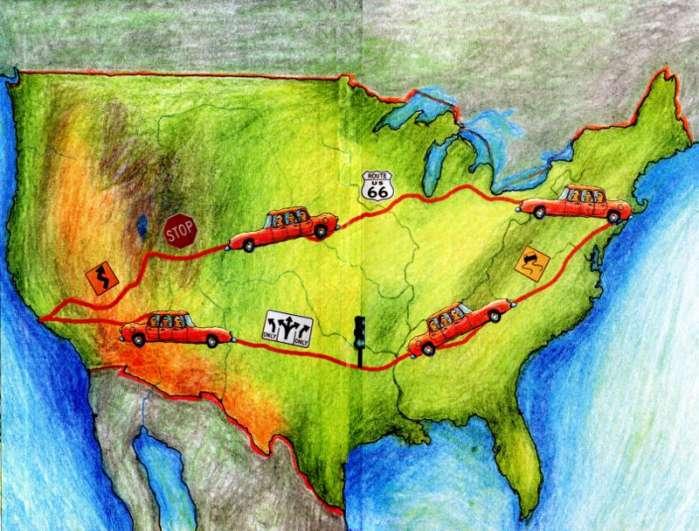 Книги о США   Ильф и Петров «Одноэтажная Америка»