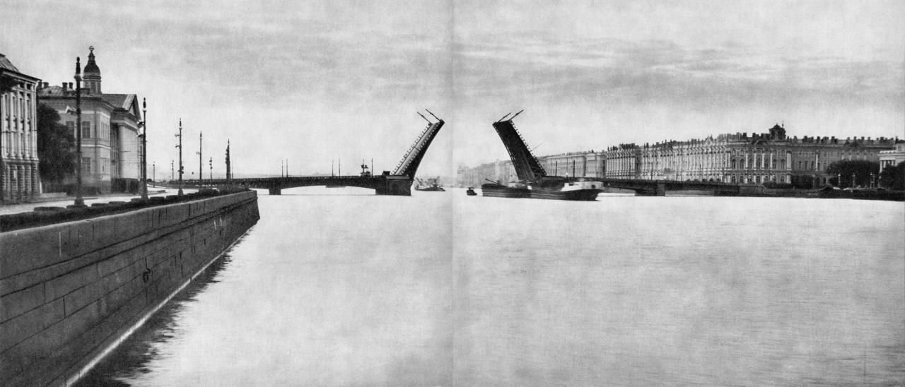 Дворцовый мост / Palace Bridge