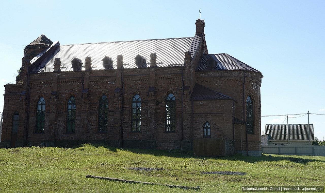 Костел Святого Антония Падуанского. Рогачев