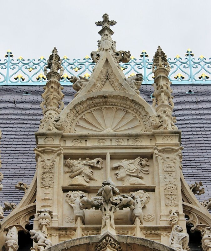 Нанси. Дворец герцогов Лотарингии (Palais des Ducs de Lorraine)