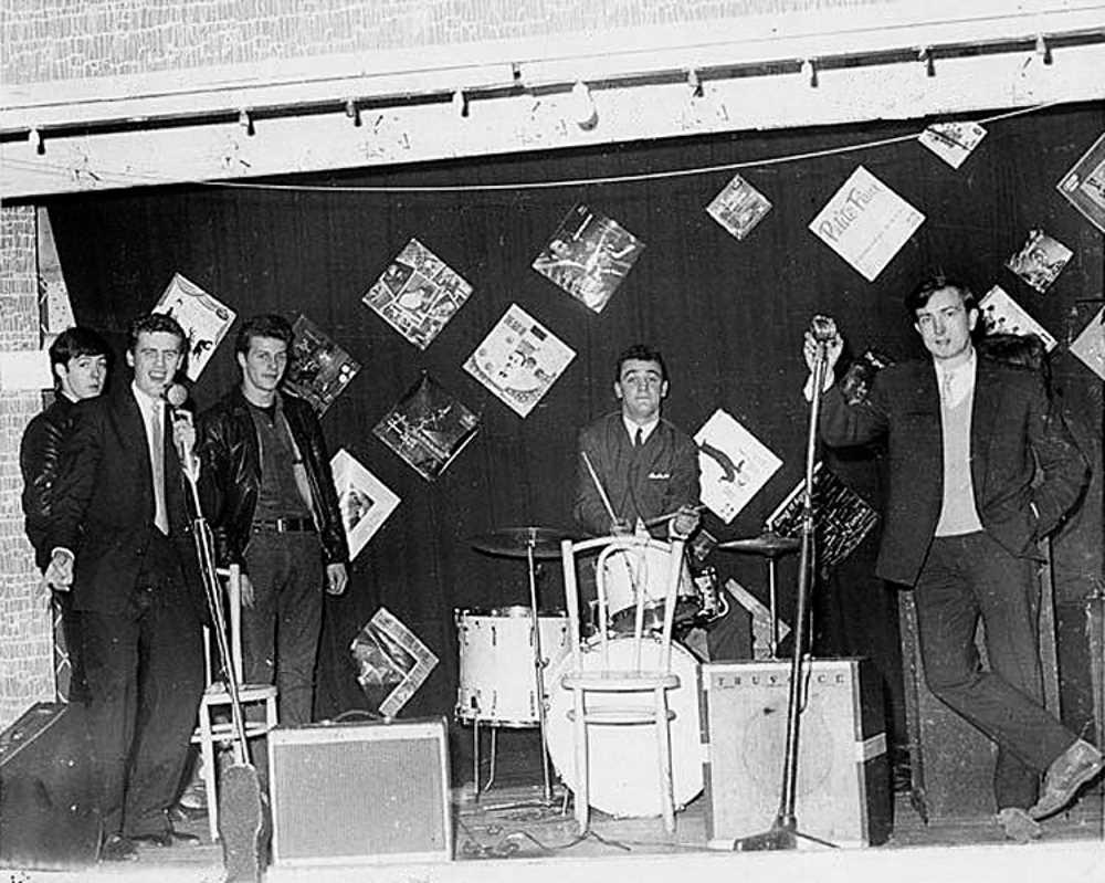 Организатор надеялся, что концерт привлечет внимание руководителей лондонских звукозаписывающих комп