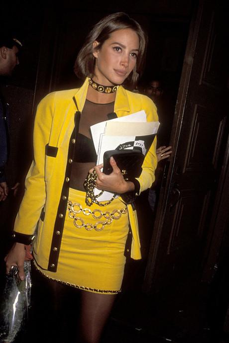 Кристи Тарлингтон Кристи начала карьеру модели в 14 лет. Она добилась головокружительного успеха, но