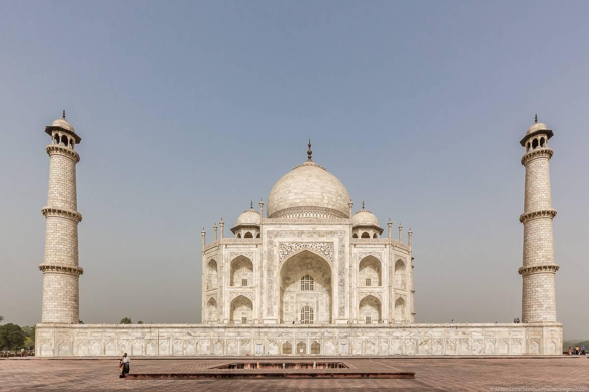 Несмотря на большое количество иностранцев основной поток туристов составляют индийцы: