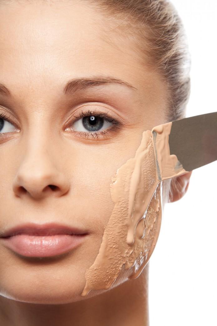Всевозможные тональные кремы и основы под макияж, коими не брезгует пользоваться современная девушка
