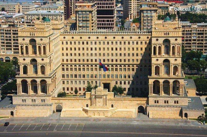 5. Баку, Дом правительства