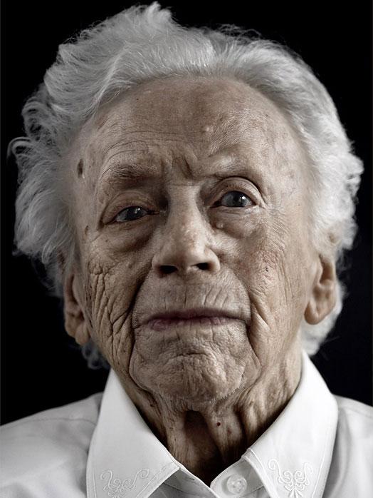 5. Марта Нойгебауэр, дата рождения: 9 октября 1906 года.