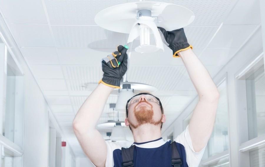 1. В Виктории, Австралия, электрическую лампочку может поменять только профессионал Любой мужчина и