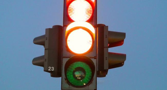 ВКиеве установят новый вид светофоров
