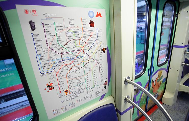 Собянин открыл три новые станции метро насевере столицы