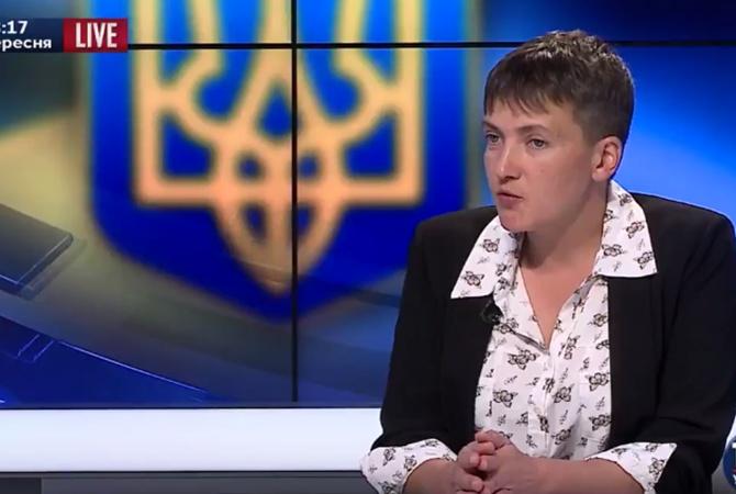 Потасовки нардепов: Савченко поведала, чего боится