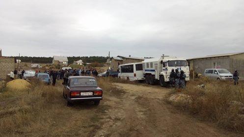 ВКрыму опять идут обыски укрымских татар