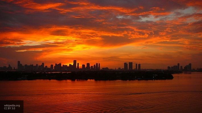 США сдадут варенду 300 тыс. кв. мместорождений вМексиканском заливе