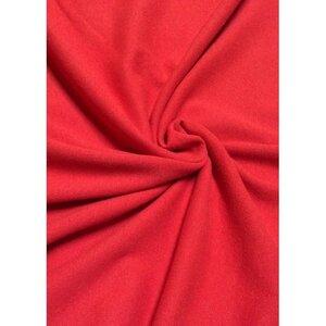 Рибана с лайкрой, цвет Красный,  Цена 350р
