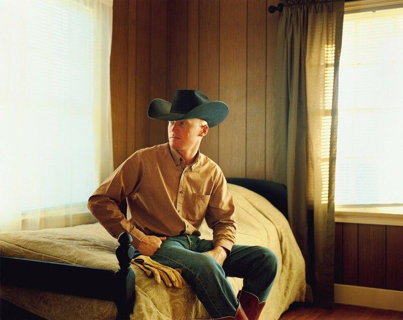 Рон Редфорд. Бенджамин, штат Техас, 2009 год.