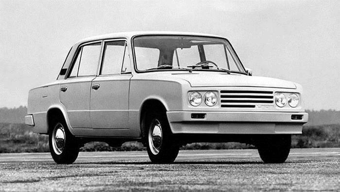 Самые-самые необычные автомобили, придуманные в СССР