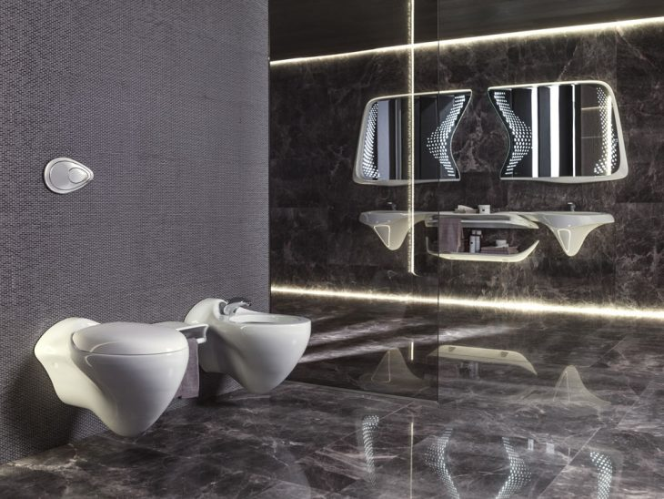 You Can Now Have a ZAHA HADID Bathroom