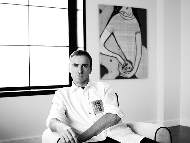Only moments ago Calvin Klein, Inc . has made official the Appointment of Fashion Designer Raf Simon