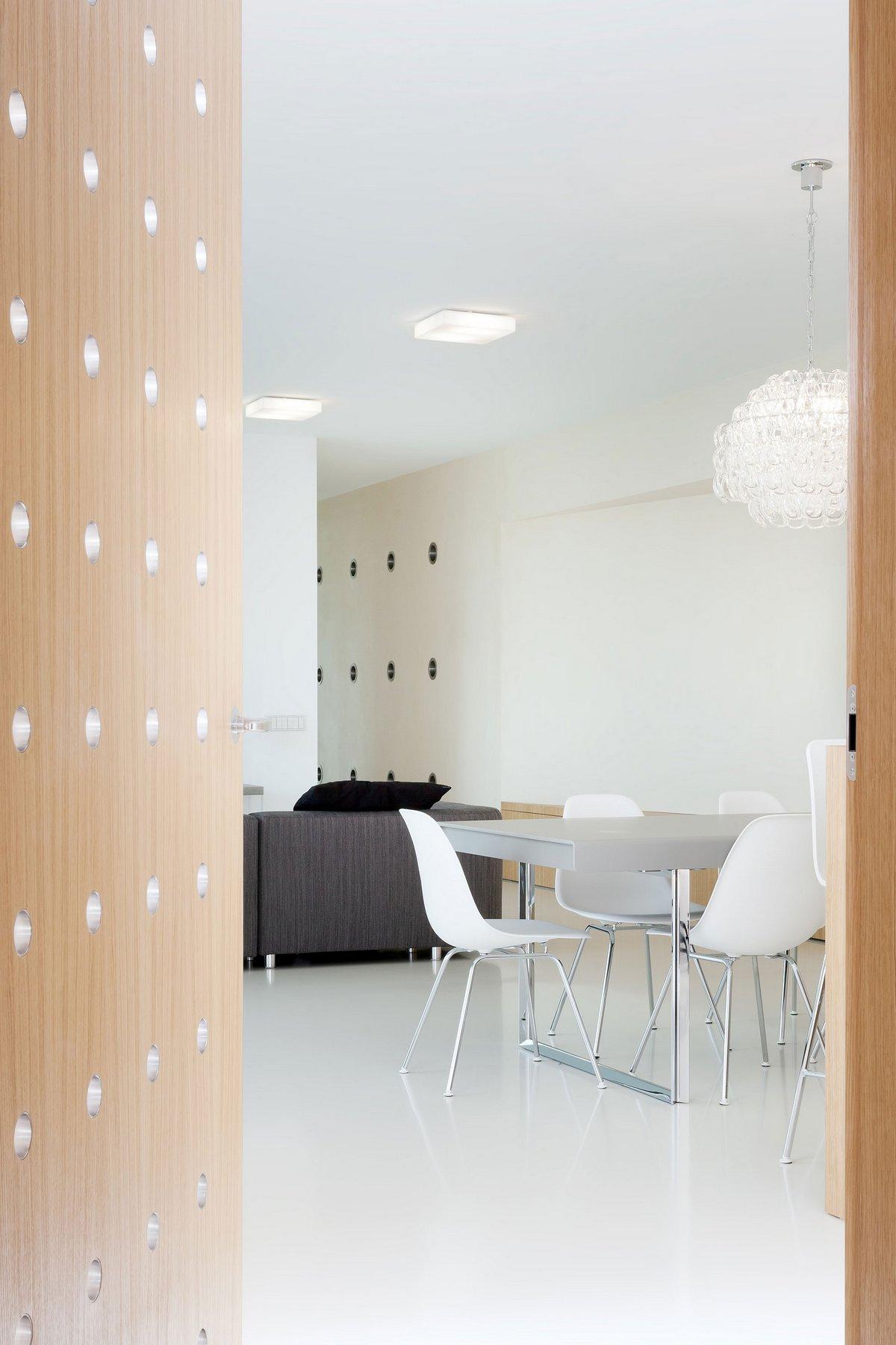 JVArchitekt, KAMKAB!NET, одноэтажный частный дом фото, проекты частных домов фото, П-образные частные дома фото, интерьер в стиле мнимализма фото