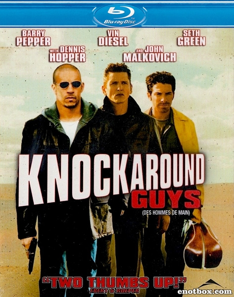 Вышибалы / Knockaround Guys (2001/BD-Remux/BDRip/HDRip)