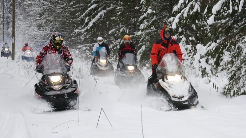 Как выбрать семейный снегоход