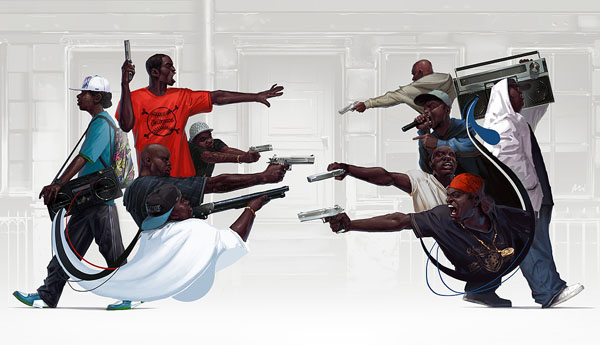 The Art of Michal Lisowski
