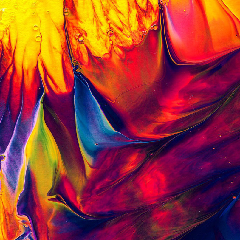 Amazing Abstract Paintings by Jim LePage