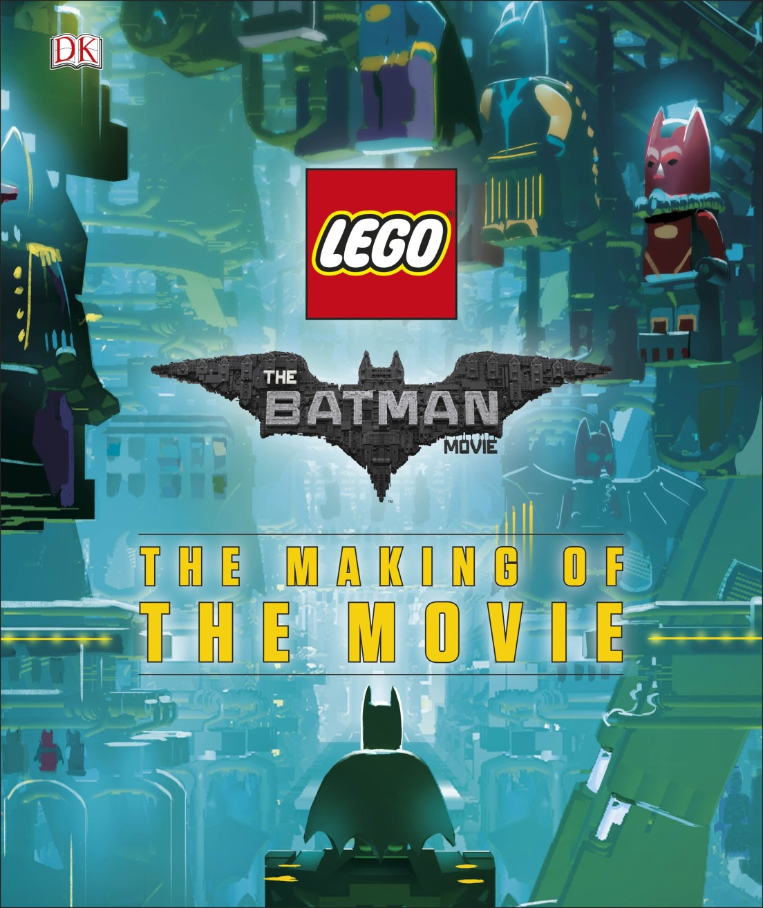 The LEGO Batman Movie: The Making of the Movie (11 pics)