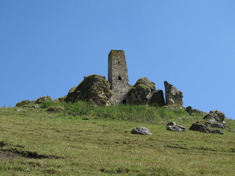 Сигнальная башня Магой-Джел