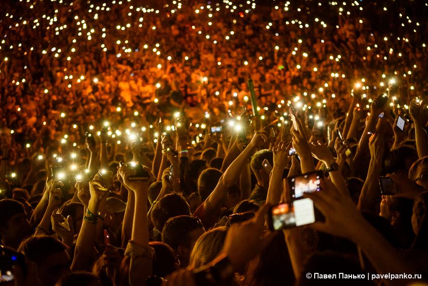 #megafonlive34 концерт би-2